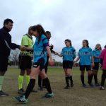 Se jugó el 2do encuentro de Reserva Femenino