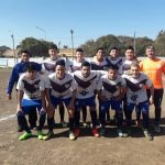 Dep Agua FC 2 - Defensores de  Peñaloza  2 (Síntesis de Reserva)