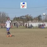 El gol de Gabriel Ruiz Díaz, para la victoria de Nobleza ante Atenas