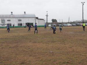 Ciclón Norte igualó con Deportivo Nobleza