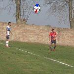 El gol de Nicolás Bianco (parcial La Salle 1 - Ateneo 0). Clausura Atilio Ferronato