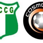 San Cristóbal 0 - Cosmos FC 3 (la síntesis)