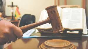 ¿Las lagunas del tribunal o de la Mesa directiva?