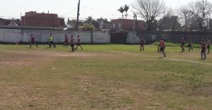 Defensores de Peñaloza 1-  Juventud Unida 1 (Reserva)