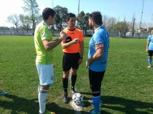 Argentino 1 - Universidad 1 (La síntesis)