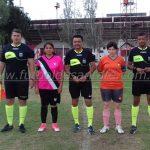 Deportivo Santa Rosa 0 - Las Flores II 0 (Copa Estímulo Clausura Alberto Castillo)