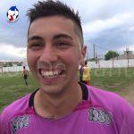 Mariano Leiva, la figura de Las Flores - Nacional (4tos octogonal Clausura Antonio Bossio)