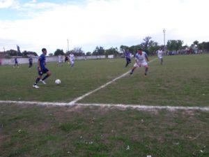 Deportivo Nobleza 0 (1) - Nuevo Horizonte 0 (3)
