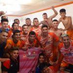 """Se jugaron 4tos de final octogonal Antonio """"Lolo """" Bossio"""