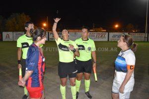 La Salle 0 - La Perla del Oeste 1 (definición descenso femenino)