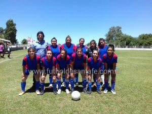Deportivo Agua0 _ C. C.  y D. El Pozo 2 (Primera B Femenino)