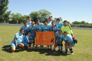 El Cadi 5 - Santa Fe FC 2 (Primera B Femenino)