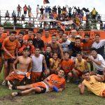 """Las Flores campeón Clausura Reserva, Antonio """"Lolo"""" Bossio"""