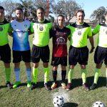 La primera final en Esperancina, fue de Central San Carlos