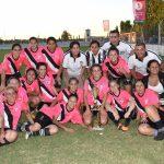Deportivo Santa Rosa, campeón de la Copa Estímulo Femenino