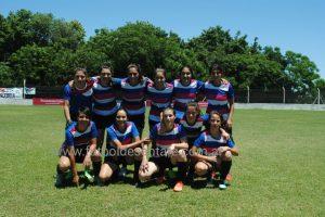 Unión 3 - Defensores del Oeste 0 (fecha 3 Zona Campeonato, Clausura Alberto Castillo)