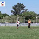 La definición por penales River Plate - Liga Santafesina. Sub 14