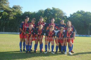 Deportivo Santa Rosa2 - La Perla del Oeste0 (Copa Estímulo Clausura Alberto Castillo)