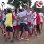 Los festejos de Independiente, tras el retorno a Primera División
