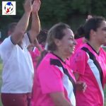 Los festejos y premiación de Deportivo Santa Rosa, campeón Copa Estímulo Femenina