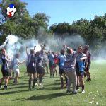 Los festejos y premiación de Logia FF campeón