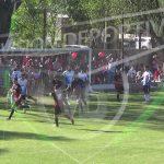 Los goles de Central San Carlos - Argentino de Franck