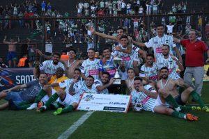Unión de Sunchales, se quedó con la Copa Santa Fe 2018