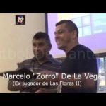 """Dintinción Marcelo """"Zorro"""" De La Vega"""