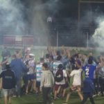 Las imágenes de Colón de San Justo 0 - Argentino 2