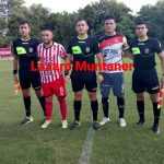 Cosmos FC 1 - Colón de San Justo 1. La síntesis