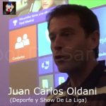Dinstinción Juan Carlos Oladani, 10 años Fútbol De Santa Fe