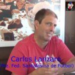 Distinción Carlos Lanzaro, 10 años Fútbol De Santa Fe
