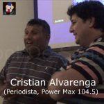 Distinción Cristian Alvarenga, 10 años Fútbol De Santa Fe