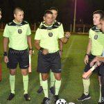 Programación, 4tos de final Copa Federación (Ida)