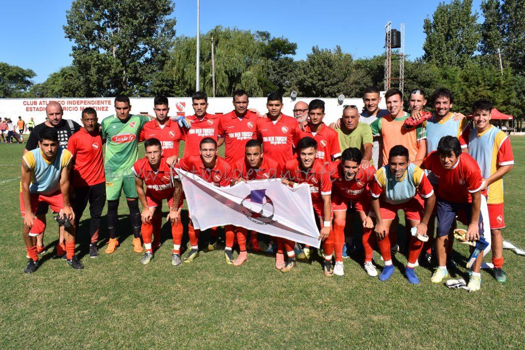 Independiente 3 - Atlético Selva 2 (Vuelta cuartos de final Copa Federación)