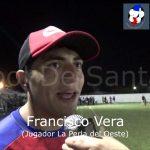 Francisco Vera; analizó el empate en el clásico del Recreo