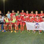 Resultados, cuartos de final - Ida - Copa Federación 2019