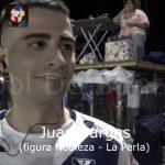 Juan Bargas; figura de Dep. Nobleza - La Perla del Oeste