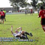 Ocampo Fábrica - Defensores de Centeno. Imágenes del partido