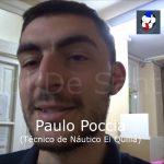 Paulo Poccia, el técnico del regreso del Femenino en El Quillá