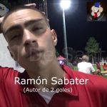 Ramón Sabater, autor de 2 golazos de Independiente ante 9 de Julio de Arocena