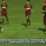 Romang FC 3 - Independiente 2. (Ida Semifinales)