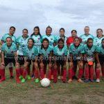 Deportivo Santa Rosa 2 - Colón 0 (Femenino)