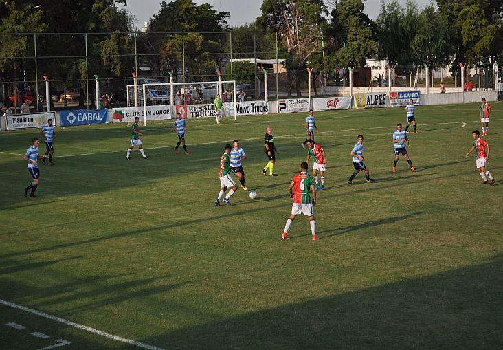 Atlético San Jorge 2 - Argentino (San Carlos) 0