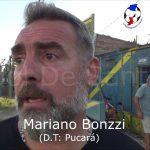 """El balance del """"Gringo"""" Bonzzi del empate Guadalupe - Pucará"""