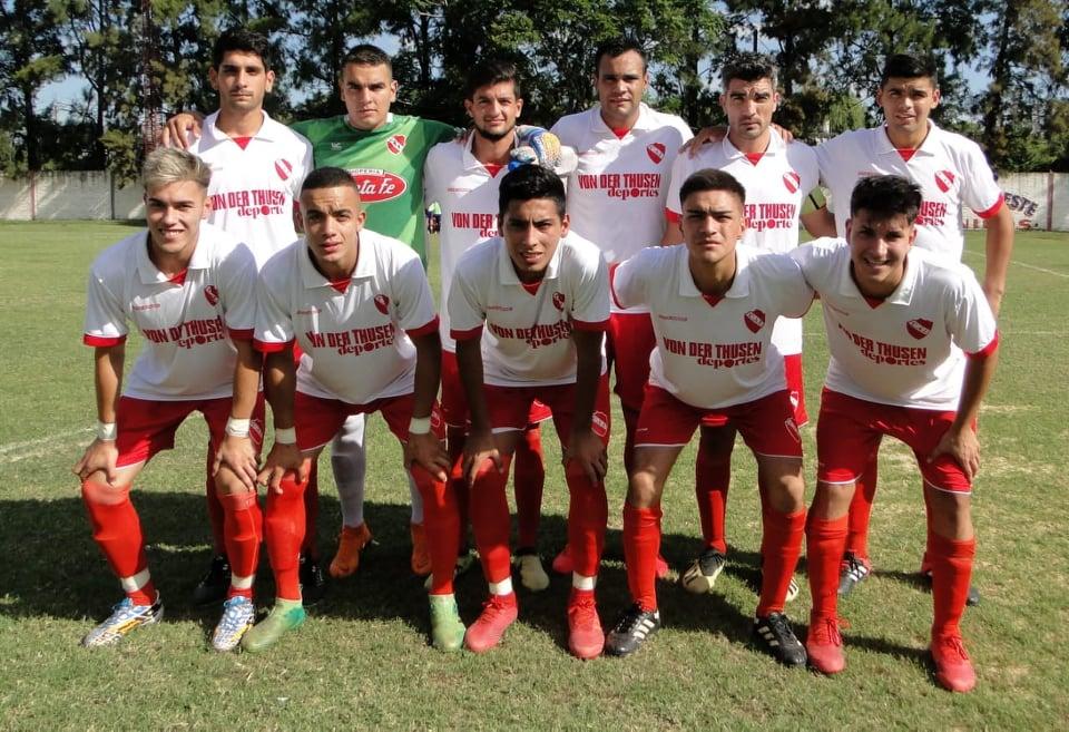 La Perla del Oeste 3 - Independiente 0