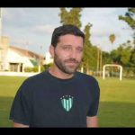 Sebastián Bueno, en su 4to año como técnico de Sanjustino
