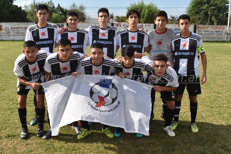 Pucará 4 - Atlético Floresta 1 (6ta División)
