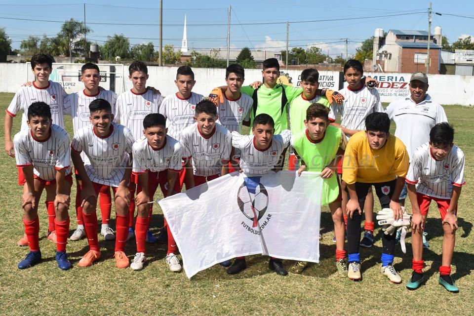 Pucará 3 - Atlético Floresta 2 (7ma División)