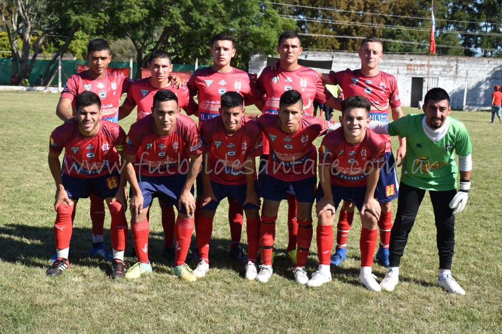 Central Helvecia se quedó con la eliminatoria Paivense en Copa Santa Fe